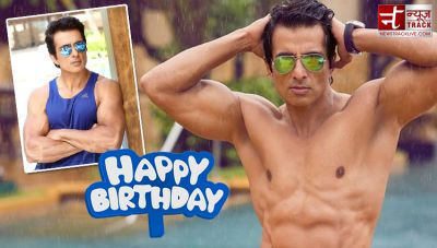 Birthday Special: Sonu Sood has won the award for this negative character