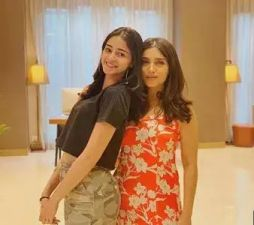 Bhumi Pednekar has a nickname for Ananya Panday, and it's hilarious