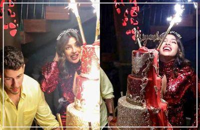 Nick Jonas paid This much for Priyanka Chopra's five-tier birthday cake?