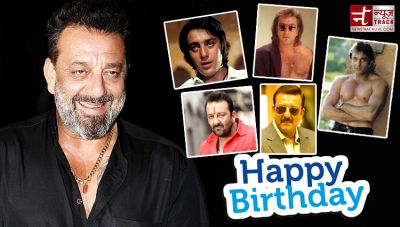 Sanjay Dutt has dated these Bollywood hot actresses, You will be shocked after hearing the name,e of the 7th actress