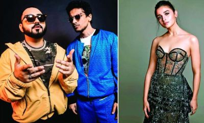 Apart from the films,  Alia Bhatt to be seen in a new music track; know the Song!