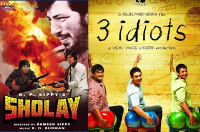 From 'Sholay' to '3 Idiots,' 5 Bollywood films that sets example of friendship