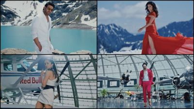 Enni Soni: Saaho's this songs teaser releases; quite a romantic song!