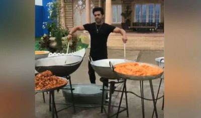 VIDEO: Something like this happened to Fukre Actor, had to Fry Jalebi and Bhajia