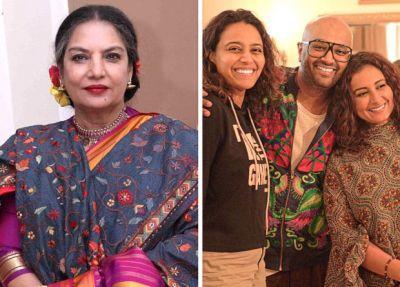 Shabana Azmi to be seen in the film 'Sheer Khurma' film