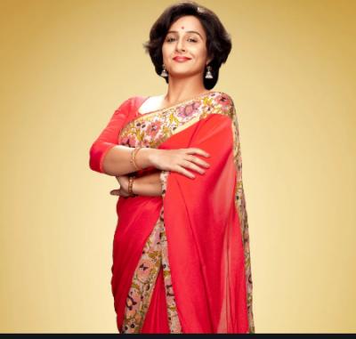 Actress Vidya Balan again back with woman-centric film