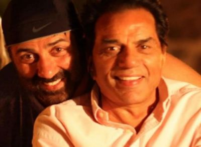 Sunny Deol's noble work has made Father Dharmendra proud, but...!