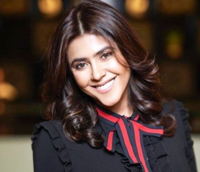 Bollywood and television queen Ekta shares scary video of mysterious creature