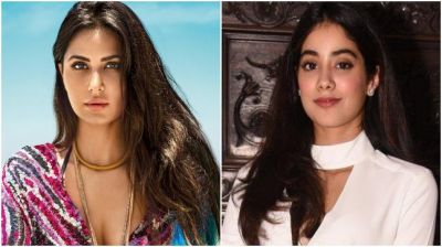 Katrina Kaif is upset with Janhvi Kapoor, read on!
