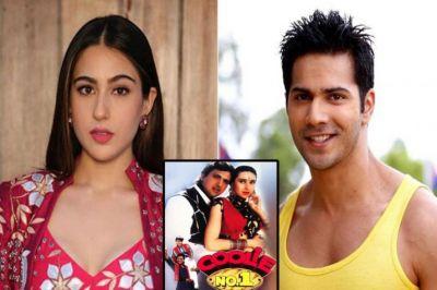 'Coolie No. 1': Big news for Varun-Sara, read on