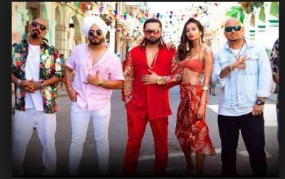 Yo Yo Honey Singh's Comeback Song 'Makhana' created history!