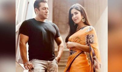 Salman Khan shares a picture with co-star, fans suggest marrying her!