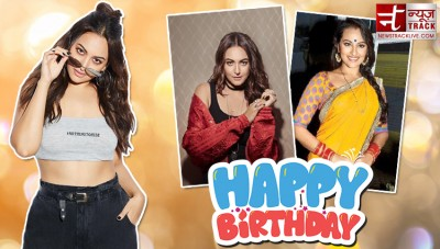 Sonakshi Sinha became super hit from her first film, reduced 30 kg weight