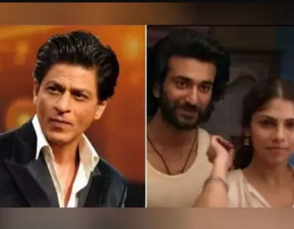 Shahrukh Khan wishes good luck to Meezan and Sharmin for Malaal