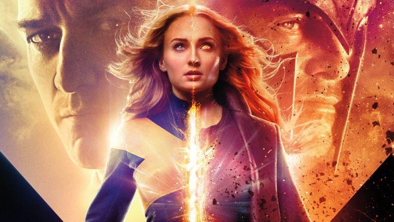 I was quite nervous on X-Men Dark Phoenix: Sophie