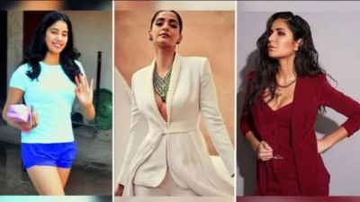 Sonam Kapoor's reply to Katrina's tension over Janhvi's shorts!