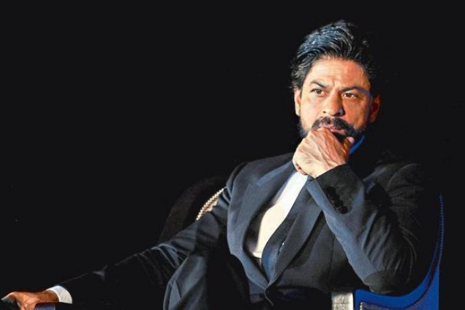 Shahrukh reveals the name of these two personalities in his fame!