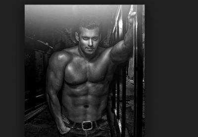Salman talks on his six pack abs