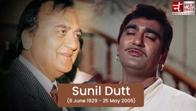 Despite being a successful actor and politician, Sunil Dutt struggled for the rest of his life