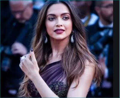 Deepika shared old video of Cannes Film Festival