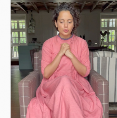 Video: Kangana Ranaut shares her Covid after-care story