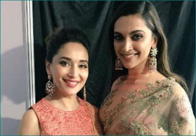Madhuri Dixit is fan of Deepika's performance