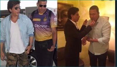 Shahrukh gives more salary to his bodyguard than Salman