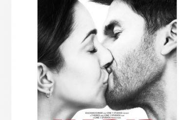 Kabir Singh: Shahid-Kiara's fierce Liplock depicts the new poster!