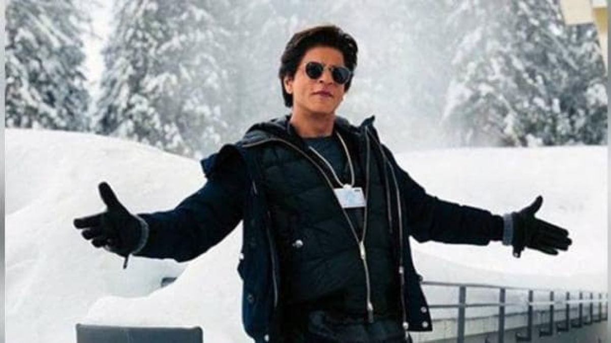 Shahrukh ready to return strongly will romance in Hirani's film!