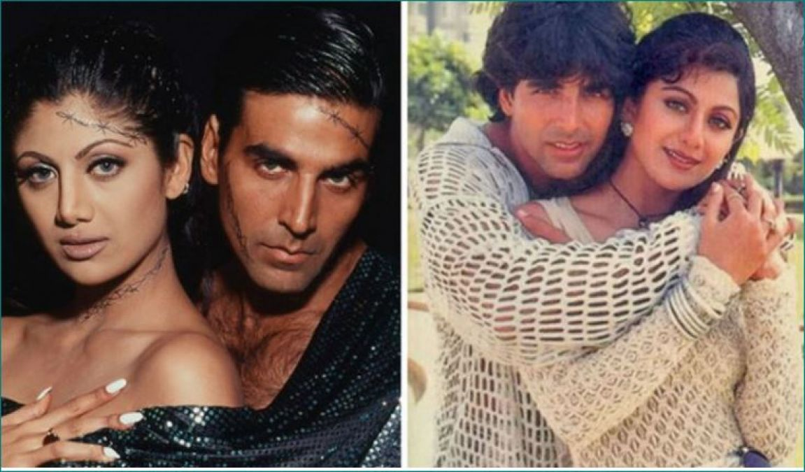 When Shilpa had revealed, 'Akshay Kumar used to do this with every  girlfriend'   NewsTrack English 1