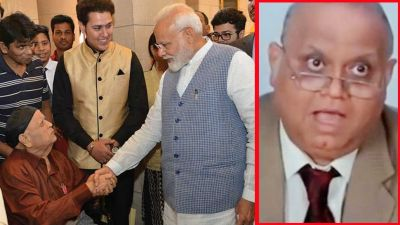 PM Modi Condoles the demise of the veteran actor Dinyar Contractor