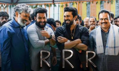 SS Rajamouli spent Rs 45 crore on an action scene or #RRR