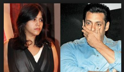 When Ekta Kapoor lashed out at Salman Khan's joke, read on!