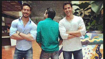 Tiger Shroff talks about Hrithik Roshan on their upcoming projects