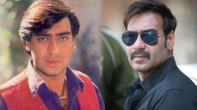 Ajay Devgn doesn't like this thing to look beautiful!
