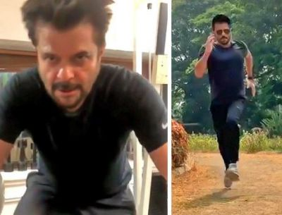 Video: Anil Kapoor posts a video while sweating for Malang!