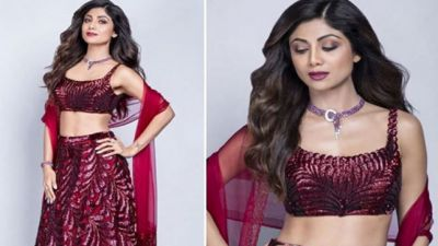 Shilpa Shetty's sexy photo puts internet on the storm!