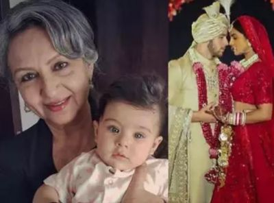 Sharmila Tagore makes shocking revelations on seeing Nick-Priyanka and Taimur's Picture!