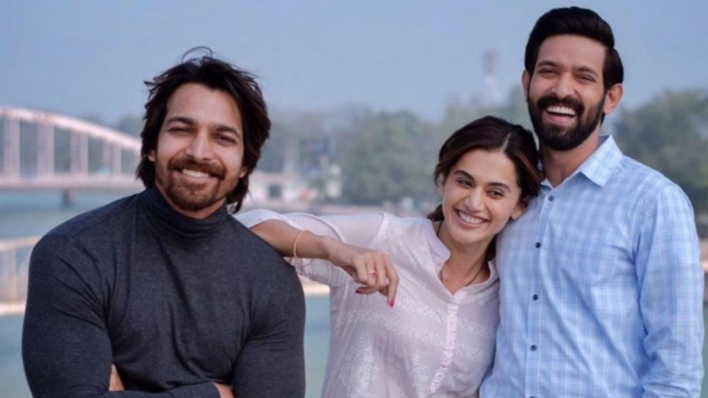 अपनी फिल्म 'हसीन दिलरुबा' को लेकर तापसी पन्नू ने किया चौकाने वाला खुलासा, कहा-