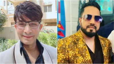 Kamal R Khan outraged by video of Mika Singh's new song 'KRK kutta', says he will file defamation case
