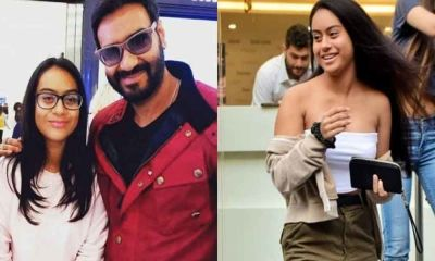 Ajay Devgn said this on people trolling his Daughter!