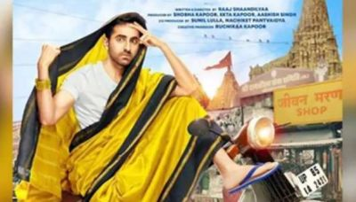 Dream Girl: Ayushmann to make people laugh as women; said yes to the script in 10 min!