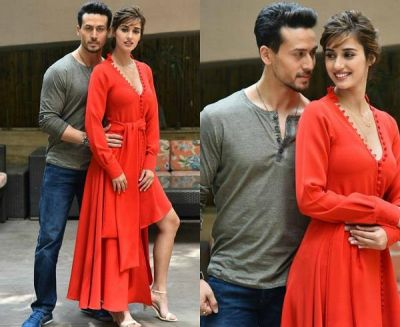 Disha Patani's Birthday Celebration are all on; would Tiger Shroff Join in?
