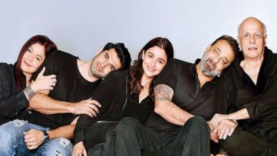 Sadak 2: Maybe fans will not like Alia, the big reveal about her look!