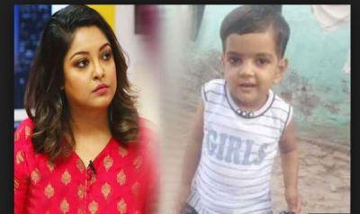 अलीगढ मामले में अब फूटा तनुश्री दत्ता का गुस्सा, कहा- '3 साल के बच्चों को भी...'