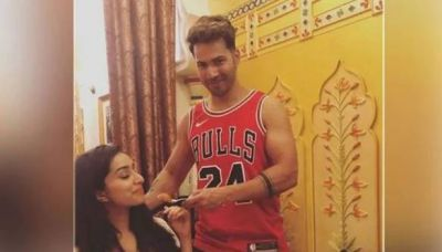 Varun forces Shraddha; she was following this!