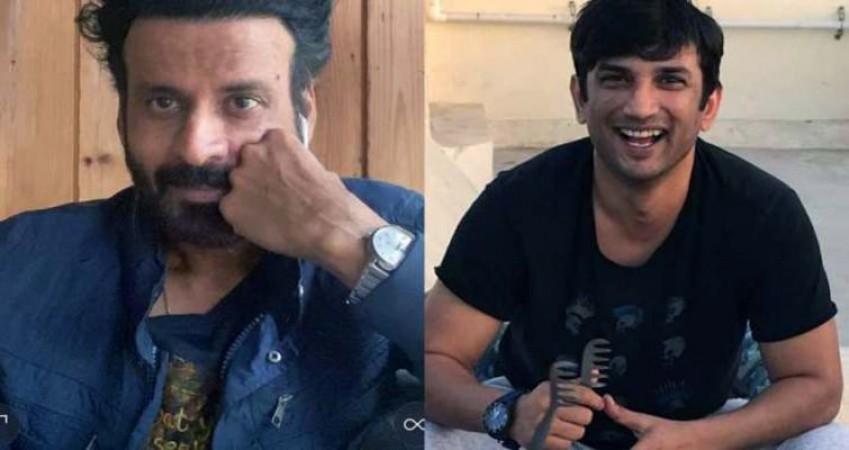 सुशांत को याद कर बोले मनोज बाजपाई- वह हमेशा अपने साथ...