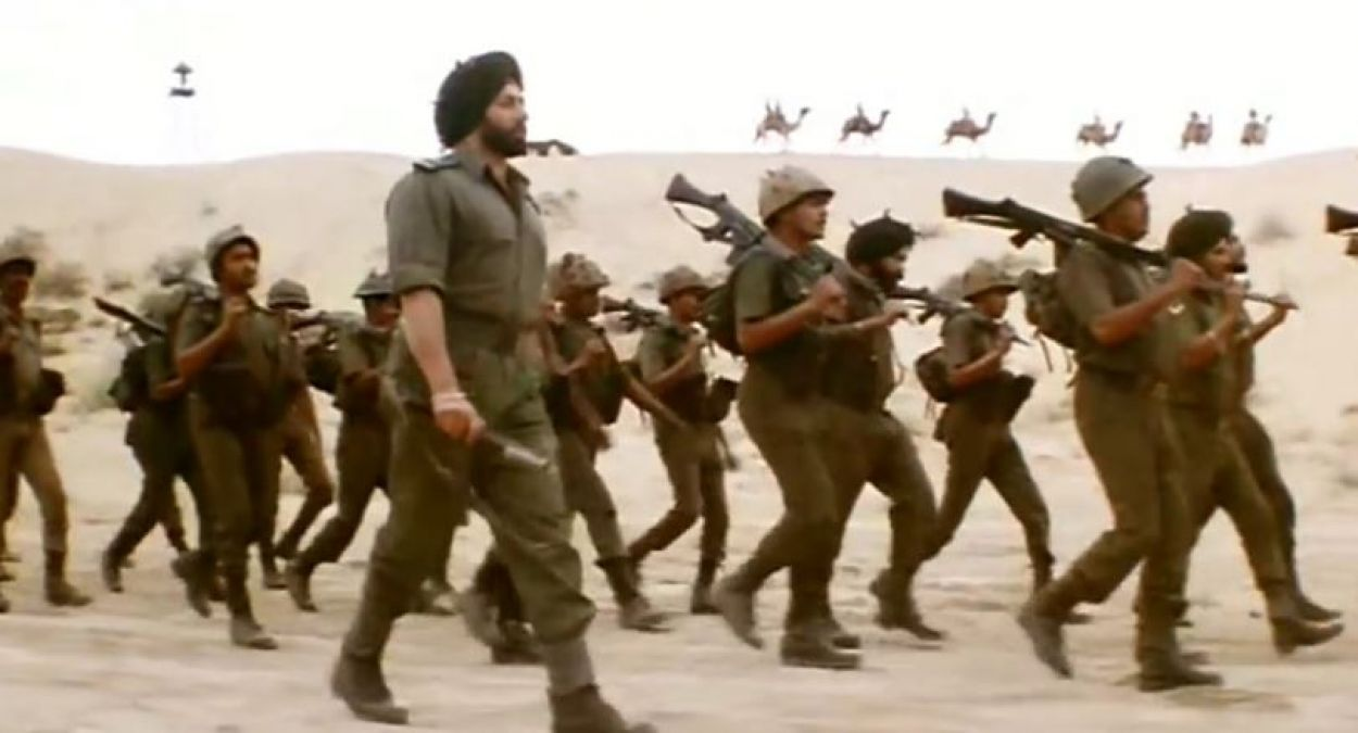 अक्षय-आमिर-सैफ-अजय ने ठुकराई थीं बॉर्डर, 22 साल पहले रोया था पूरा हिन्दुस्तान