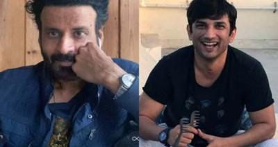 Manoj Bajpai remembers Sushant said, 'He is always with him...'
