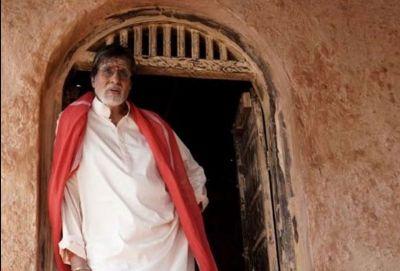 Amitabh Bachchan gets impressed by this Marathi movie; signs 'Jhund'